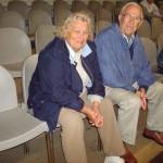 Helmut Micheler mit seiner Lebensgefährtin