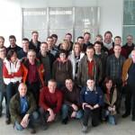 Teilnehmer der Ausbildung