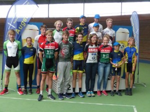 Siegerehrung Brauerei-Rapp-Cup 2016
