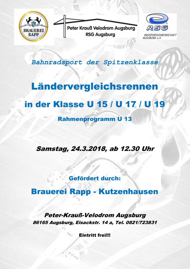 Ankündigungen « Radsportgemeinschaft Augsburg e.V.